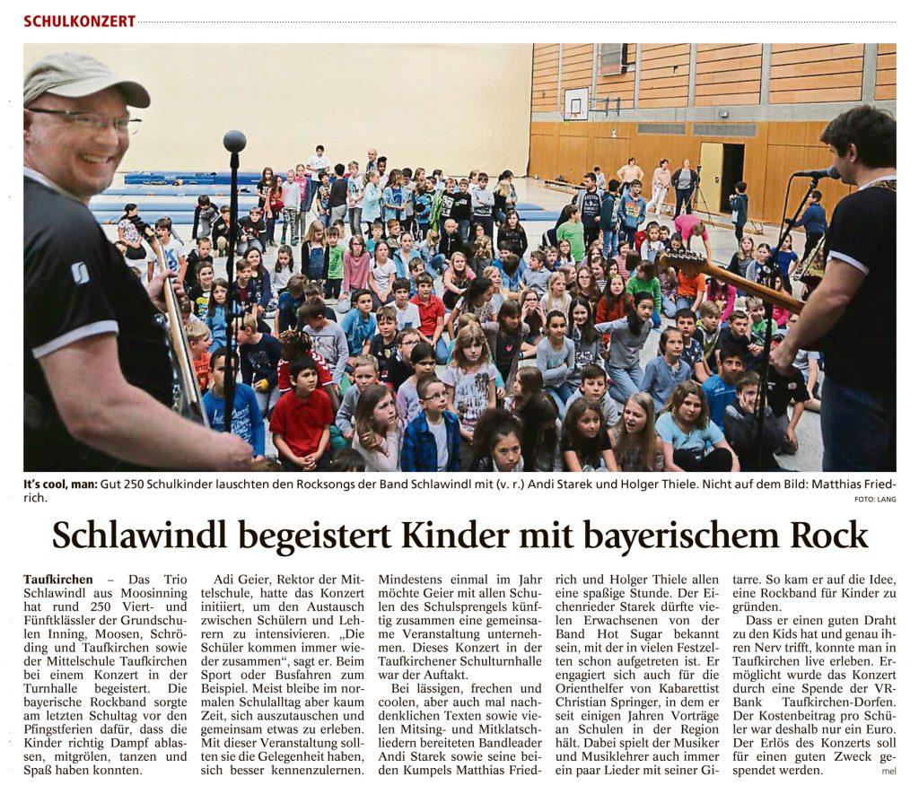 Erdiger Anzeiger / 26.05.2018