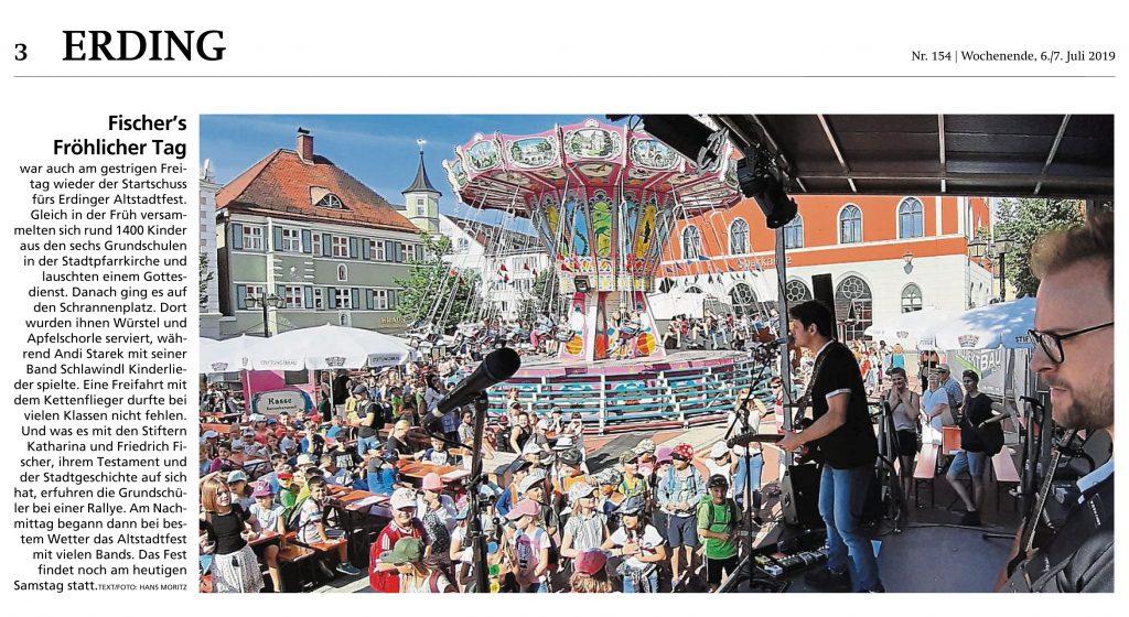 Erdinger Anzeiger / 06.07.2019