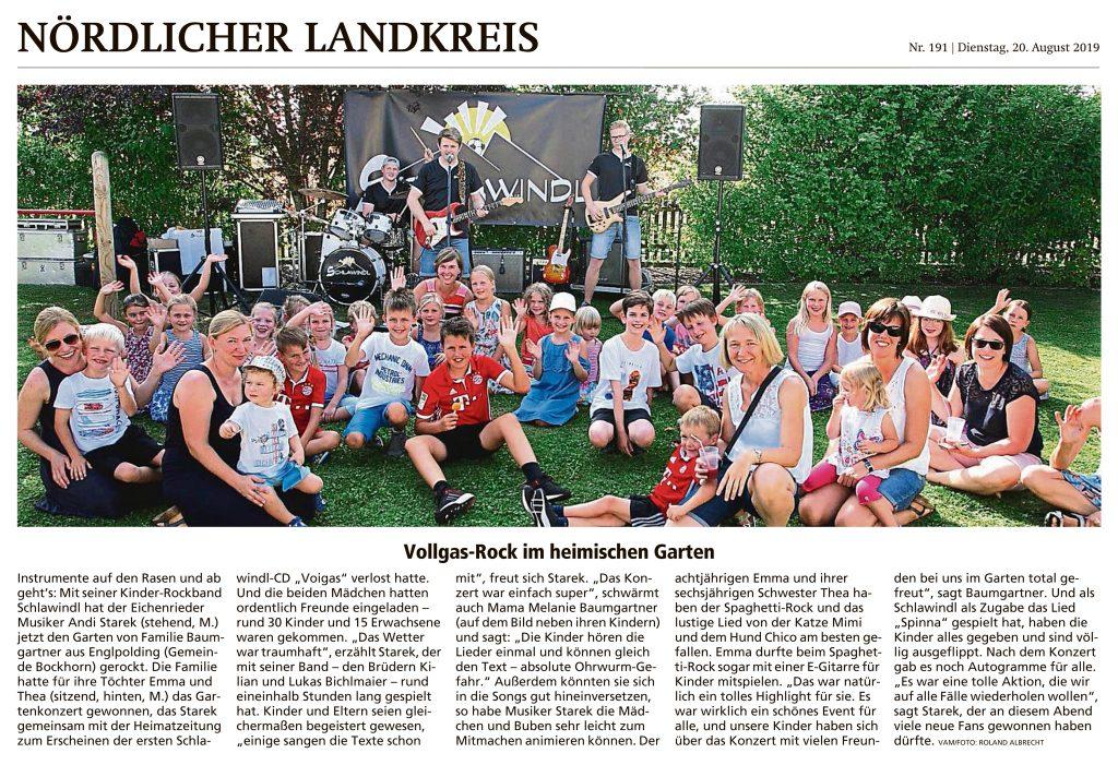 Erdinger Anzeiger / 20.08.2019