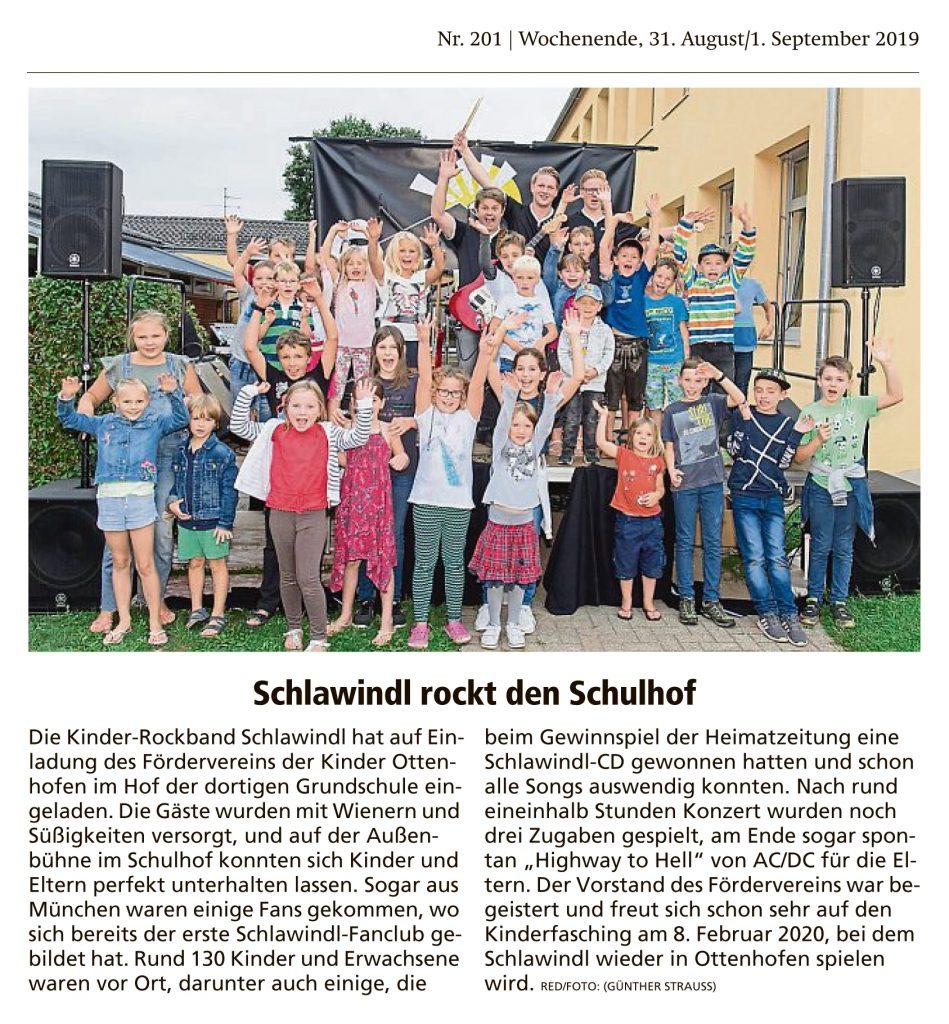 Erdinger Anzeiger / 31.08.2019