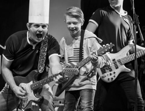 Schlawindl erstmals live am Tollwoos Festival München
