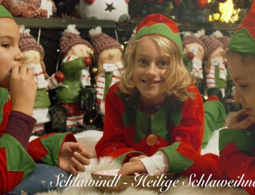 """""""Heilige Schlaweihnachten"""" ist auf Youtube online"""